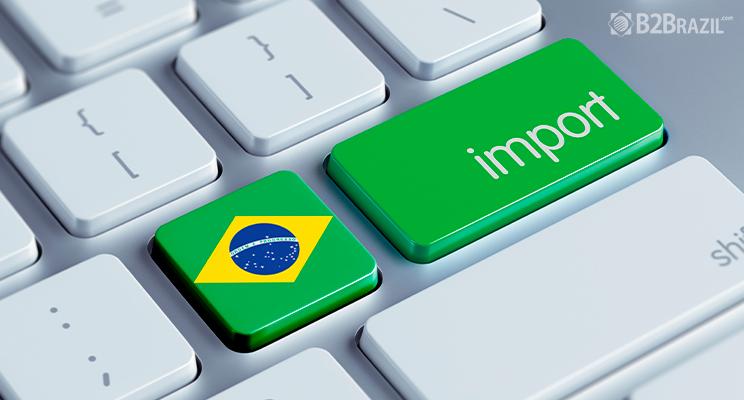 O processo de importação no Brasil