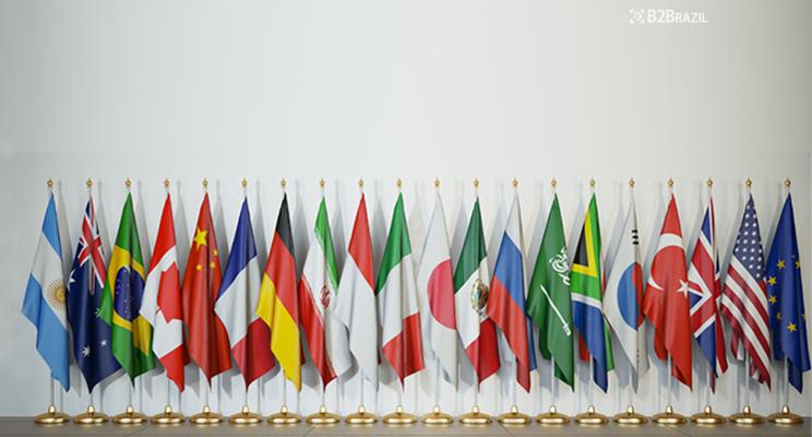 Brasil é destaque do G20 no primeiro quadrimestre