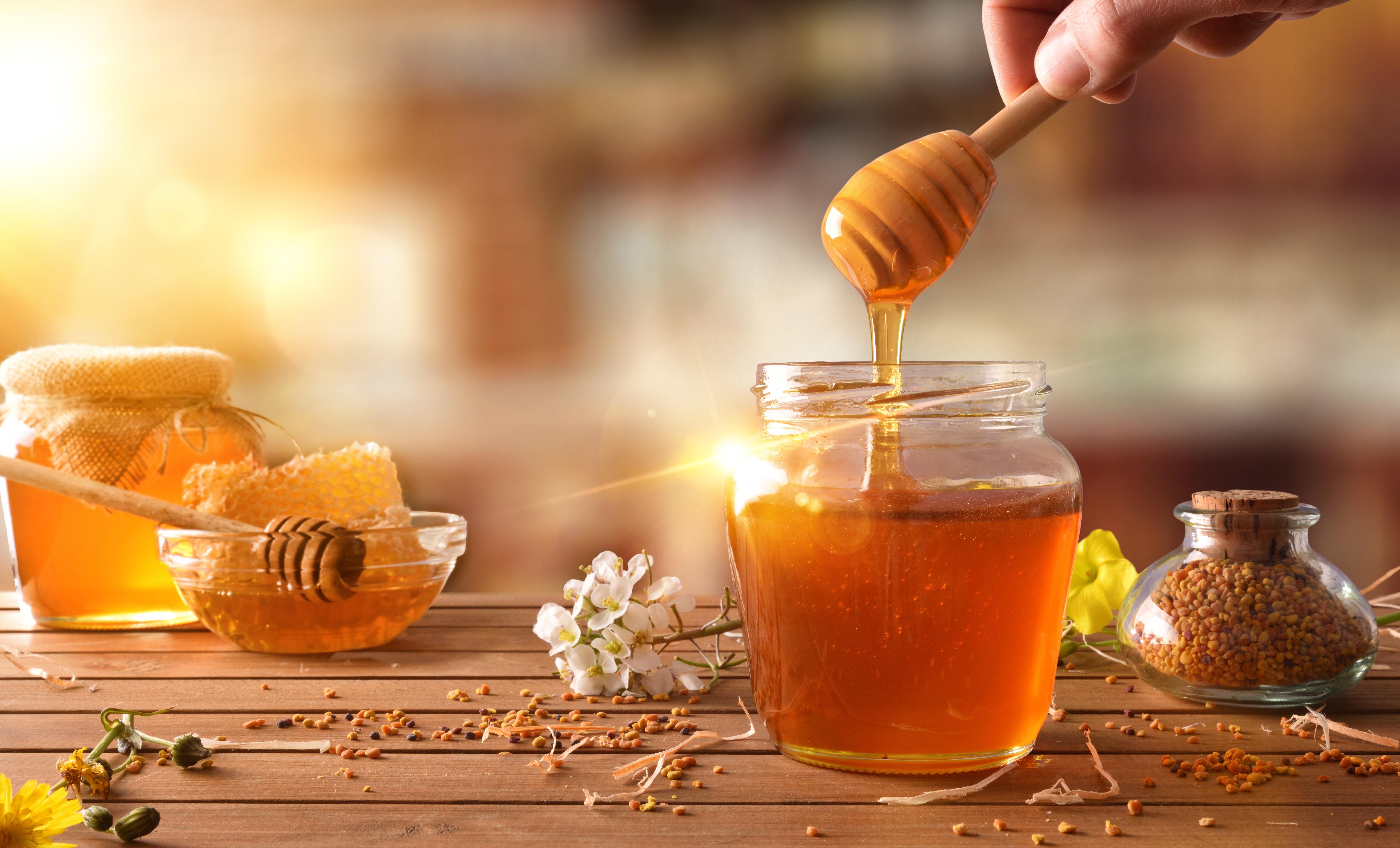Benefícios do consumo de mel