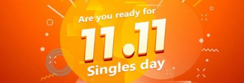 O maior Single's Day da história