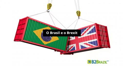 O pós-brexit e as oportunidades para Brasil