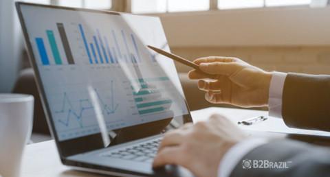 Análise de dados de vendas