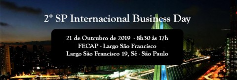 Palestra da B2Brazil no 2º SP International Business Day