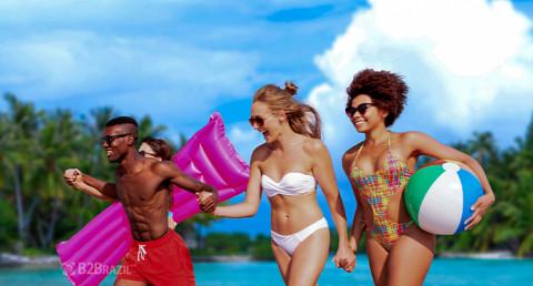 A moda praia brasileira e suas tendências